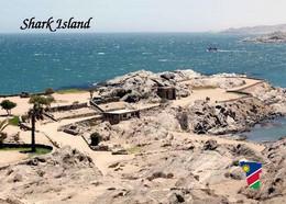 Namibia Shark Island New Postcard - Namibia