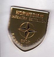 Pins SFOR  Norwegian Infanterie - Other