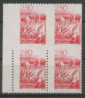 France (1995) N 2952 (Luxe) N.Denteles + Piquage - Nuovi