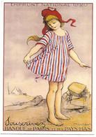 CPM - CENTENAIRE Editions - RECLAME - 173 - EMPRUNT NATIONAL 1920 - Souscrivez Banque De Paris - Poulbot, F.