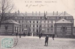 Rouen Caserne Hatry - Unclassified