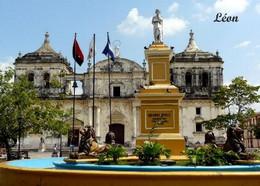 Nicaragua Leon Cathedral New Postcard - Nicaragua