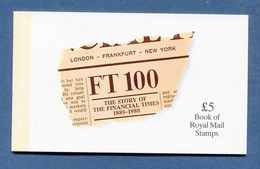 ⭐ Grande Bretagne - Carnet - YT N° C 1297 ** - Neuf Sans Charnière - 1988 ⭐ - Booklets