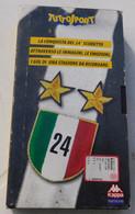 VHS -24 Scudetto Juventus # Tuttosport 1997 - Sports