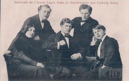 Cirque, Souvenir De L'Arené Louis Knie, 5 Geschwister Des Ludwig Knie (4702) - Circo