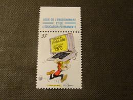 FRANCE1985  école  Publique  3 Francs Neuf** - Antitubercolosi