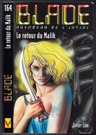 """SF- Jeffrey Lord - Blade N°164 - """"Le Retour Du Malik"""" - 2005 - Blade"""