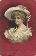 394 - Jeune Dame Très élégante - Femmes