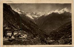 Stalden Und Bietschhorn - VS Valais