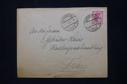 LUXEMBOURG - Enveloppe De Luxembourg Pour Trier En 1925 - L 79881 - Covers & Documents