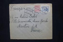 POLOGNE - Enveloppe De Pinsk En 1936 Pour La France - L 79883 - Briefe U. Dokumente