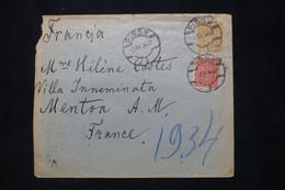 POLOGNE - Enveloppe De Pinsk Pour La France En 1934  - L 79888 - Briefe U. Dokumente