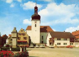 VW Käfer,Opel Rekord C Caravn,Manta A,Goggomobil,Ford Capri,Königstein,Georgskirche, Ungelaufen - Turismo