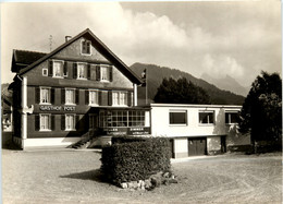 Euthal - Gasthaus Post - SZ Schwyz