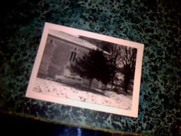 Vieille Photo Anonyme Automobile  Ancienne à Identifier *sous  La Neige - Auto's