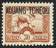 KOUANG TCHEOU  1944 -   Y&T  150  - Rizière -  NEUF * - Ungebraucht