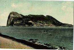Gibraltar  Rock From Spanish Shore - Gibraltar