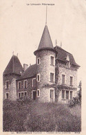 Le Limousin Pittoresque Montgibaud Chateau De La Joubertie 1939 - Sonstige Gemeinden