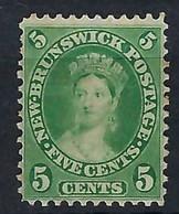 NOUVEAU-BRUNSWICK 1860: Le Y&T 6, Neuf(*) - Unused Stamps