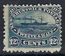 NOUVEAU-BRUNSWICK 1860: Le Y&T 8, Neuf* - Unused Stamps