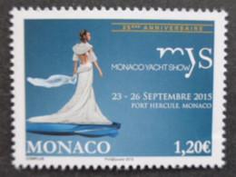 MONACO 2015 Y&T N° 2998  ** - MONACO YACHT SHOW - Nuevos
