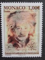 MONACO 2015 Y&T N° 3004  ** - ALBERT EINSTEIN - Nuevos