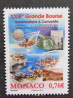 MONACO 2015 Y&T N° 2997 ** - XXIIIe GRANDE BOURSE - Nuevos