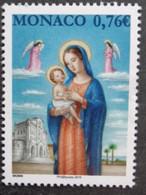 MONACO 2015 Y&T N° 3005 ** - LA VIERGE ET L'ENFANT - Nuevos