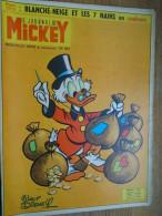 Le Journal De Mickey Hebdomadaire N° 591 - Disney