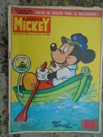 Le Journal De Mickey Hebdomadaire N° 592 - Disney