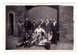 S48-021 4 Photos Du CRPF - Le Havre De Mai-juin 1944 - Voir Légendes Des Photos En Numérisation - Places