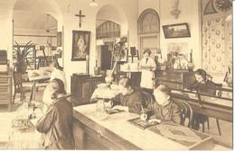 Wez (par Hollain)  Dames De Saint-Charles  Pensionnat  Salle De Peinture - Brunehaut