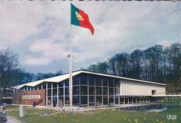 Brussel, Bruxelles, Expo 58, Paviljoen Van Portugal (pk74839) - Weltausstellungen