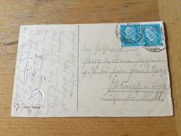 K12 Deutsches Reich 1931 AK Von Borna Bz. Leipzig - Cartas