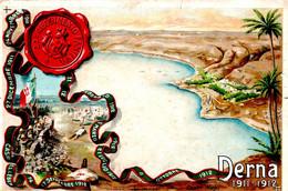 MILITARI-DERNA-1911-1912-CAPITANO MAGO-Originale 100%- - Other
