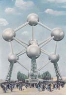 Brussel, Bruxelles, Expo 58, Atomium (pk74868) - Weltausstellungen