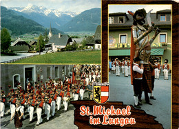 St. Michael Im Lungau - 3 Bilder (8212) * Karte Von 1991 - Samson - St. Michael Im Lungau