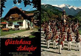 Gästehaus Schiefer - St. Michael Am Katschberg - 2 Bilder (130) * 1980 - Samson - St. Michael Im Lungau