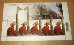 3940** Roger De La Pasture Du Musée De Louvain Planche 2 - Rogier Van Der Weyden Museum Te Leuven Plaatnummer 2 - Velletjes