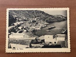 SALUTI DA USTICA ( PALERMO ) 1950 - Palermo