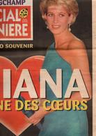 Special Derniere Numero Souvenir Diana Reine Des Doeurs 12 Pages Speciales ( 24 Pages ) - 1950 - Nu