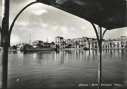 Milazzo - Messina - Porto - Piroscafo Eolo - H7114 - Messina