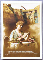 FRANCE - Carte Pré-timbrée - 1914-1918 Hommages Aux Combattants - Prêts-à-poster: Other (1995-...)