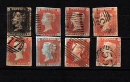1840 Penny Black SG 1 - 12 - Usati