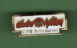 SHELL ***  CLUB ACTION CPR POLYMERES *** 5033 - Kraftstoffe