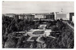 Russie -- NOVGOROD -- 1974 -- Vue Générale  Parc ......timbre  Boxe  J.O  Munich   ....à Saisir - Russia