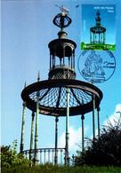 Carte Maximum YT 4384 Le Jardin Des Plantes, Gloriette, 1er Jour TBE 19 09 2009 Paris (75) Jardins De France - 2000-09