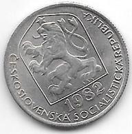 Czechoslovakia 50 Haleru  1982  Km 89 Look Discription,Voir La Description De Toute Autre Date!!!! - Czechoslovakia