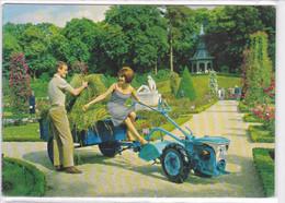 Cp-agri- Tracteur Staub Publicité- - Tractors