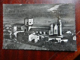 20083) LEVICO CHIESA PARROCCHIALE VIAGGIATA 1952 - Trento